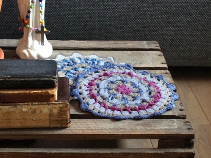 Deckchen häkeln | Durable