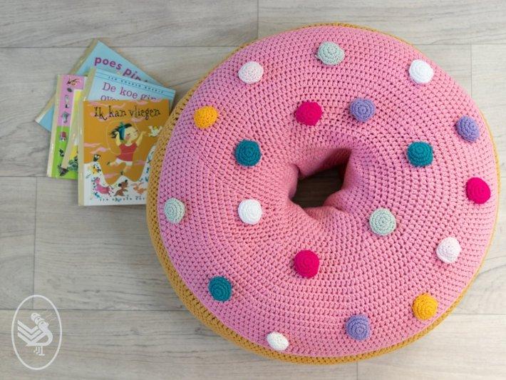 Donut Zitkussen Durable